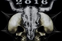 Wacken - 2 Skulls - Shirt